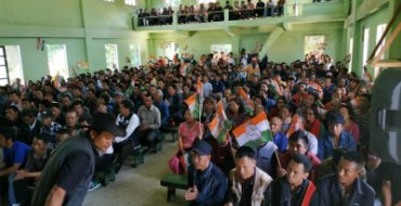 Mizoram willl reject 'Hindu' BJP: Cong