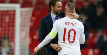Southgate aims to end England's year with Croatia