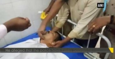 BSY visits BJP MLA Goolihatti Shekhar at the hospital
