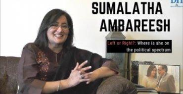 Sumaltha despises communalism or religion in politics