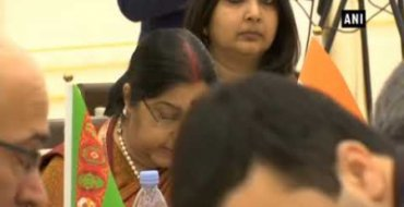 Swaraj proposes to set up regional development group