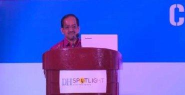 RTI Activist Venkatesh Nayak at DH Spotlight on RTI