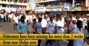 Fishermen stage massive protest in Udupi