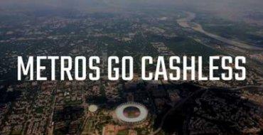 Metros go cashless
