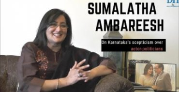 Voters here are not swayed by glamour: Sumalatha