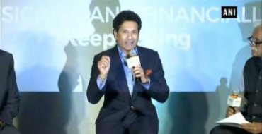 There is a need for transformation: Tendulkar