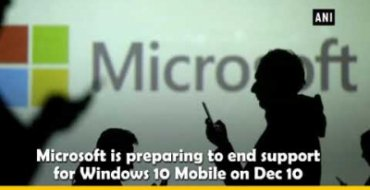 Microsoft pushes users to switch to Android