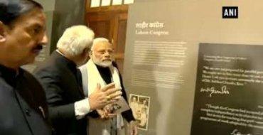 PM inaugurates Netaji Subhas Chandra Bose museum