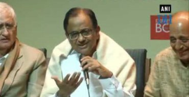 Don't mix up faith and custom: Chidambaram
