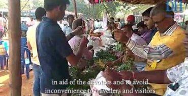 Tumkur honours Siddaganga seer Shivakumara Swami