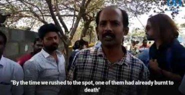 Pilots die as plane crashes at Bengaluru's HAL Airport