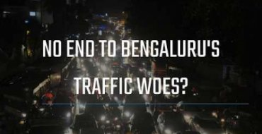 No end to Bengaluru's traffic woes?