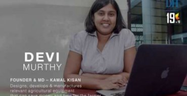 Devi Murthy:Making a Big Difference with Small Machines