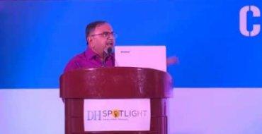 RTI Activist Shailesh Gandhi speaks at DH Spotlight