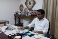 TRS going with KCR as Telangana chief minister: KT Rama Rao