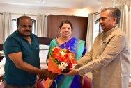 EXCLUSIVE | Anitha Kumaraswamy has big plans for Ramanagara