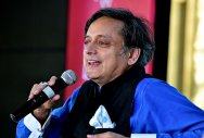 Congress hasn't been assertive in talking about nationalism: Tharoor