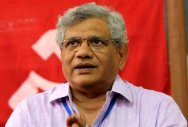 Divided opposition is a myth created by BJP: Yechury