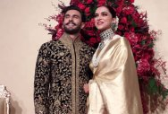 Deepika Ranveer Wedding Reception Live- Nov 21, 2018