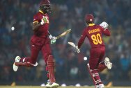 West Indies march into semifinals