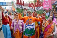 U'khand Cong demands action against BJP for violating poll code