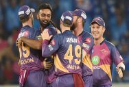 Pune Supergiant to chase 130 for IPL title