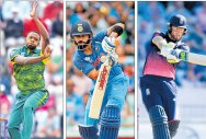 India gear up to flex their muscles