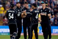 Rain has the final say in Aus-NZ tie