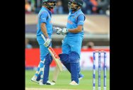 Kohli, Yuvraj fire India to 319/3 in rain-hit tie