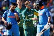 India crush South Africa, cruise into semi-finals of Champions Trophy