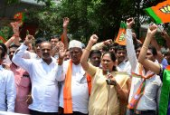 Forbid Dinesh from public meetings till polls: BJP to EC