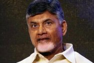Naidu sits on one-day fast