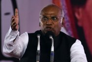 'Will BJP make Modi CM?' exclaims Kharge incredulously
