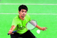 Praneeth marches on, Verma crashes out
