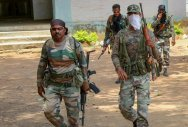 Naxals armoury reloaded with Rambo arrows, rocket bombs: Report