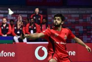 Praneeth, Sameer sail into quarterfinals