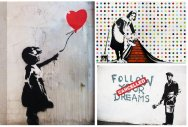 Sunday Herald: Banksy & the Balloon Girl