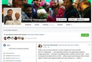 BJP leaders approached Vishwanath, claims son's Facebook post