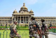 Soudha turns fortress amid tension in lounges