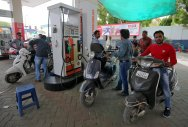 Fuel prices reach record high