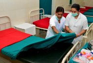 Abysmal state of India's healthcare system