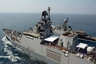 India to hold naval drill with Vietnam in SCS