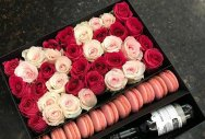 Start-up delivers roses in boxes