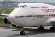 Some passengers of an Air India Delhi-Rajkot flight were left aggrieved today at the Indira Gandhi International Airport here after the airline denied boarding to them on the ground that the flight was overbooked. PTI file photo