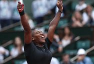 Want to make my daughter proud of me, says Serena