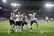 Fiery France too good for Italy