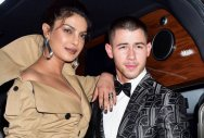 Priyanka is Nick Jonas' plus one at cousin's wedding