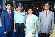 Meghana's parents wanted her to be IAS, she took wings