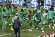 Senegal comes to the rescue of Africans