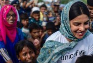 Priyanka Chopra bats for children on World Refugee Day